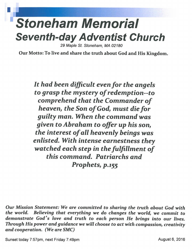 Bulletin 8.6.16 Coverjpg Page1