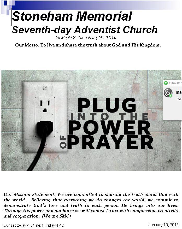 Cover Bulletin 1.13.18