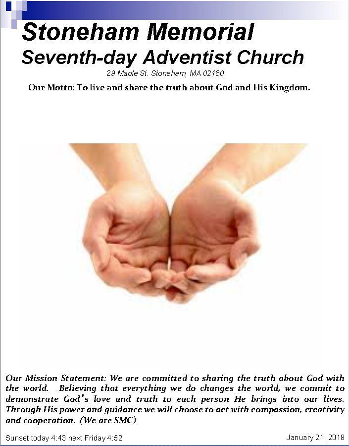 Cover Bulletin 1.20.18