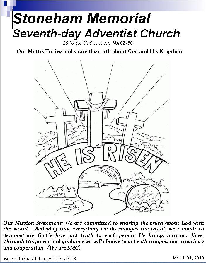 Cover Bulletin 3.31.18