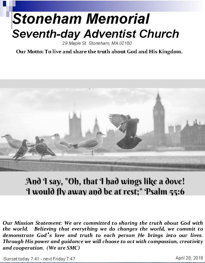 Cover Bulletin 4.28.18
