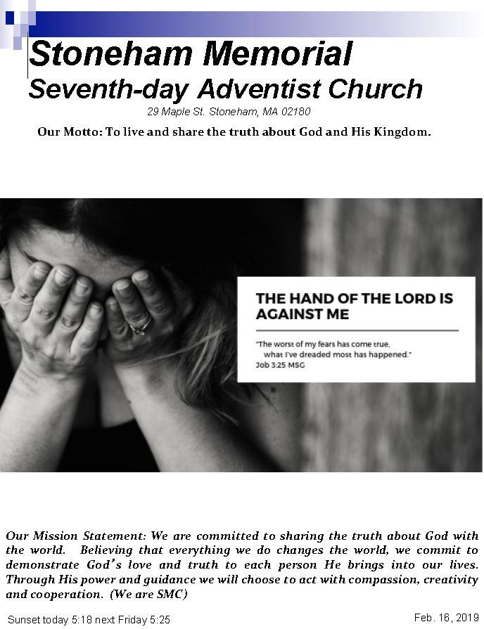 Cover Bulletin 2.16.19