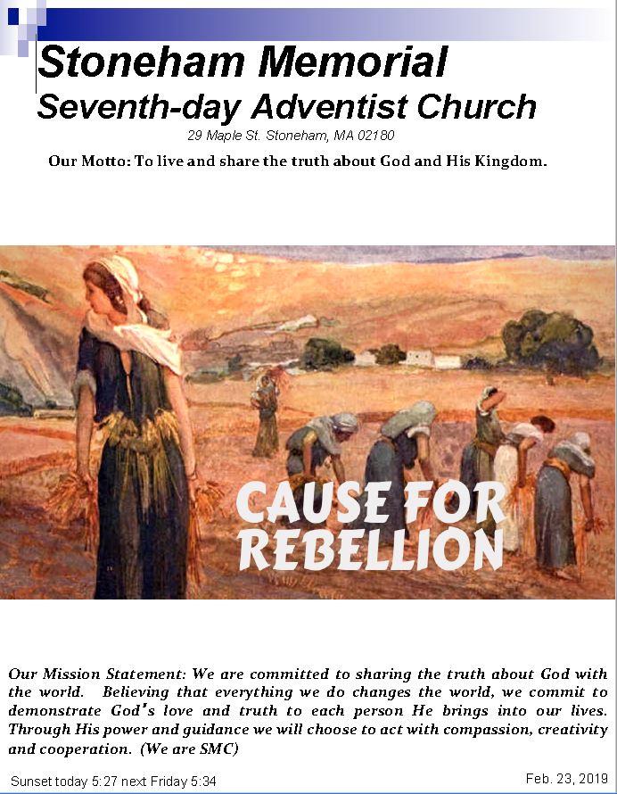 Cover Bulletin 2.23.19