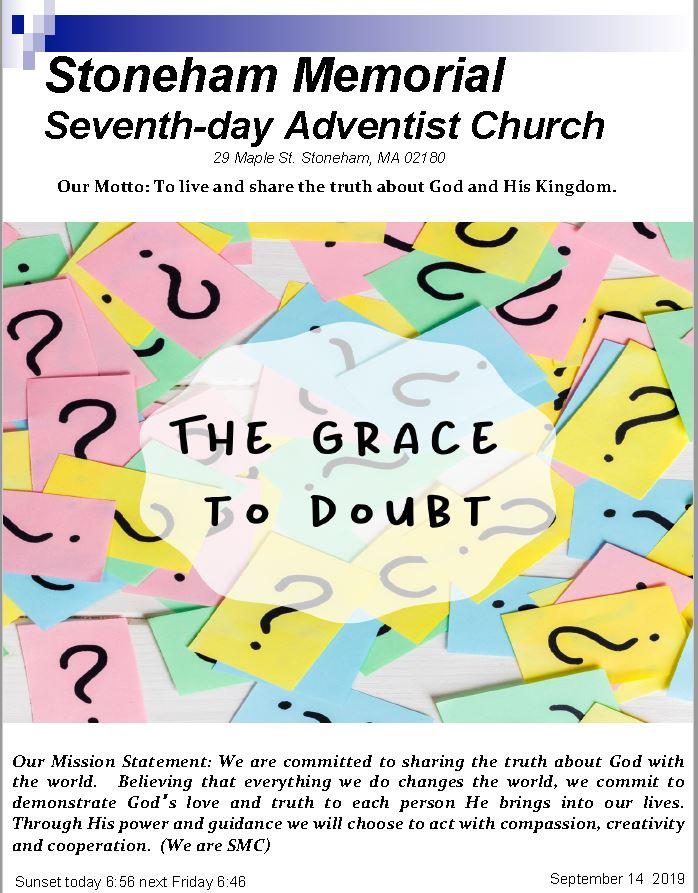 Cover Bulletin 9.14.19