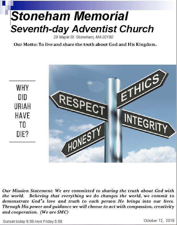 Cover Bulletin 10.12.19