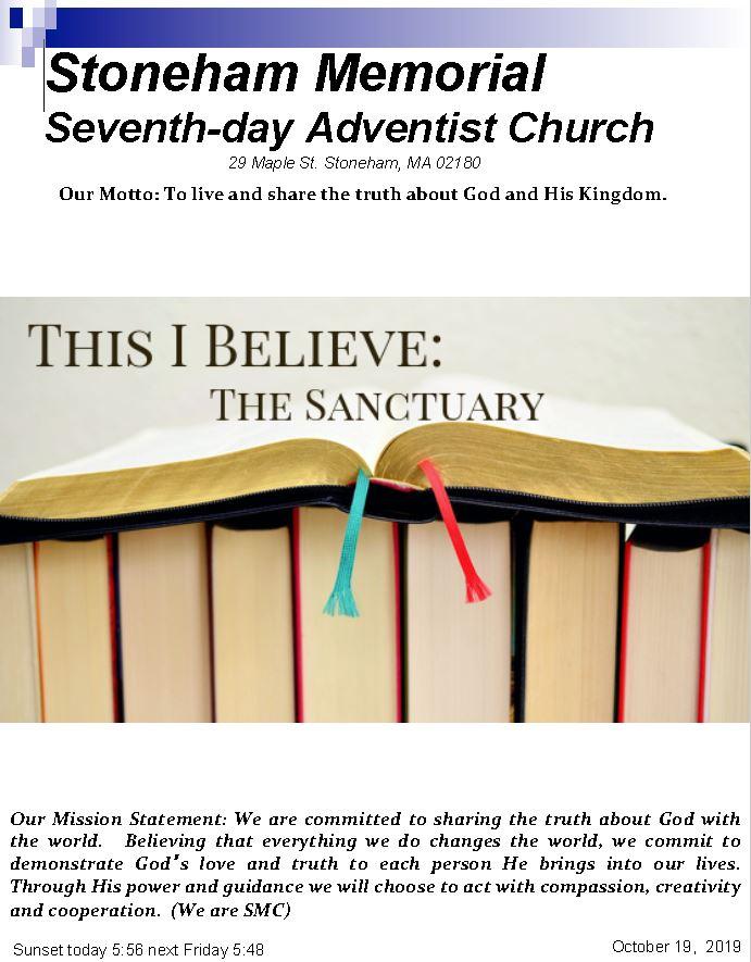 Cover Bulletin 10.19.19