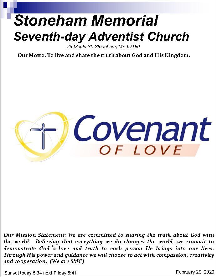 Cover Bulletin 2.29.20