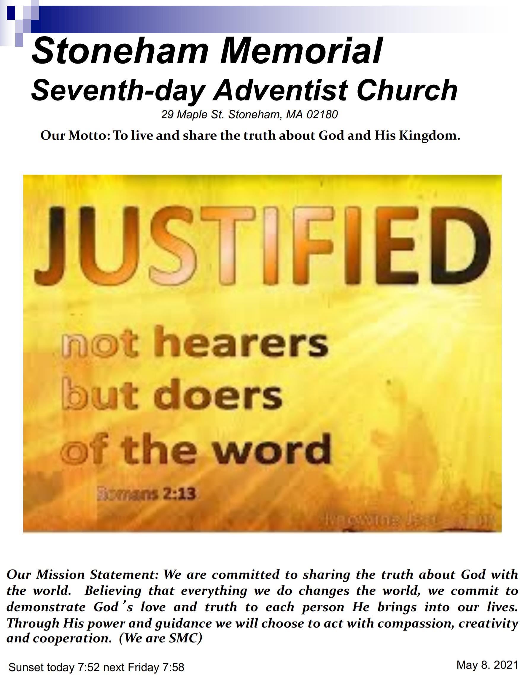Cover Bulletin 5.8.21